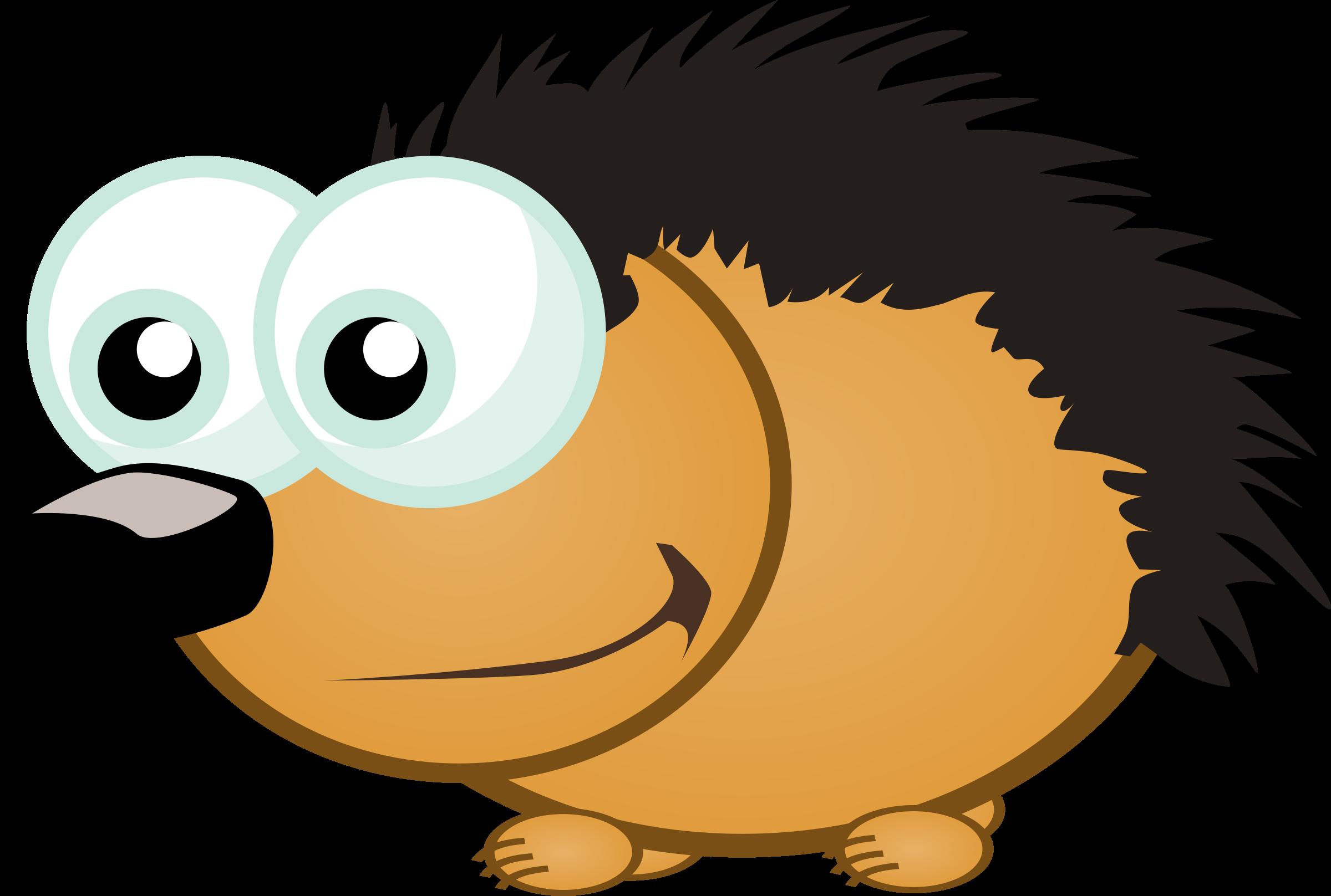 Big vs small clipart clipart transparent stock Clipart - Small Hedgehog clipart transparent stock