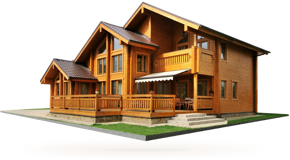 Modern house clipart graphic royalty free library Wooden House PNG Image - PurePNG | Free transparent CC0 PNG Image ... graphic royalty free library