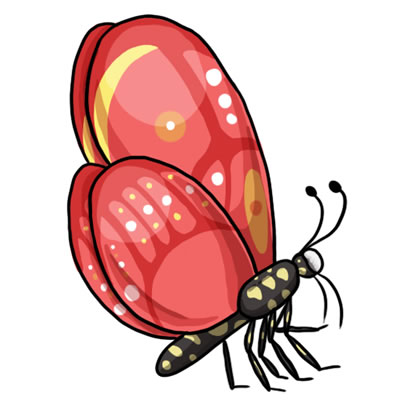 Largest clipartfest butterfly clip. Biggest free clipart site