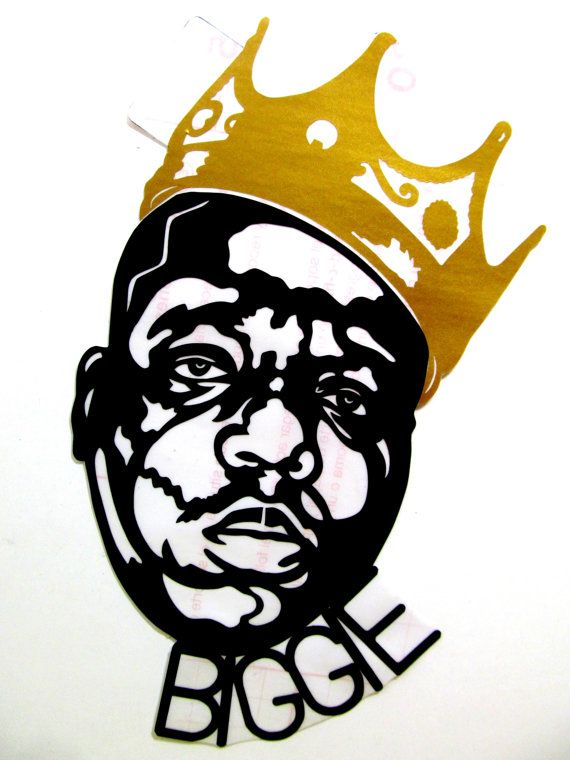 Biggie smalls with crown clipart svg freeuse stock Notorious Big Drawing | Free download best Notorious Big Drawing on ... svg freeuse stock