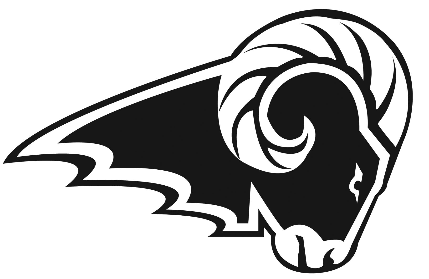 Rams logo clipart transparent Sheep Clipart Black And White | Free download best Sheep Clipart ... transparent