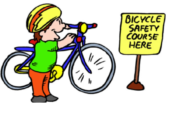 Bike and scooter rodeo clipart image royalty free stock Bike Rodeo Cliparts - Cliparts Zone image royalty free stock