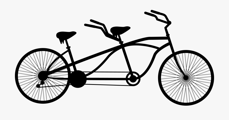 Bike clipart easy jpg free stock Cycled Clipart Simple Bike - Magazine Launch Party Poster #67911 ... jpg free stock
