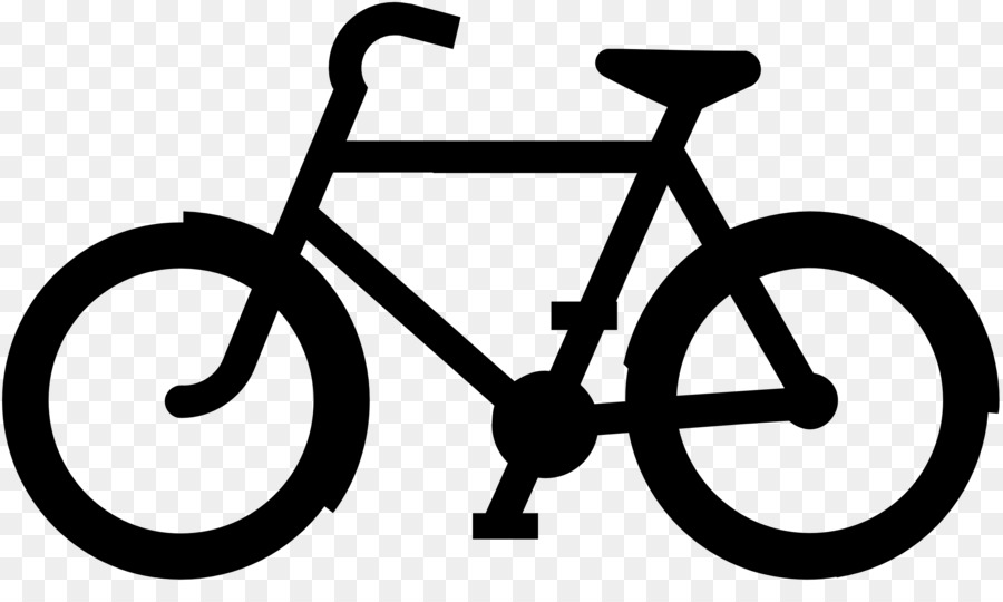 Bike clipart transparent picture stock Black And White Frame png download - 2555*1478 - Free Transparent ... picture stock