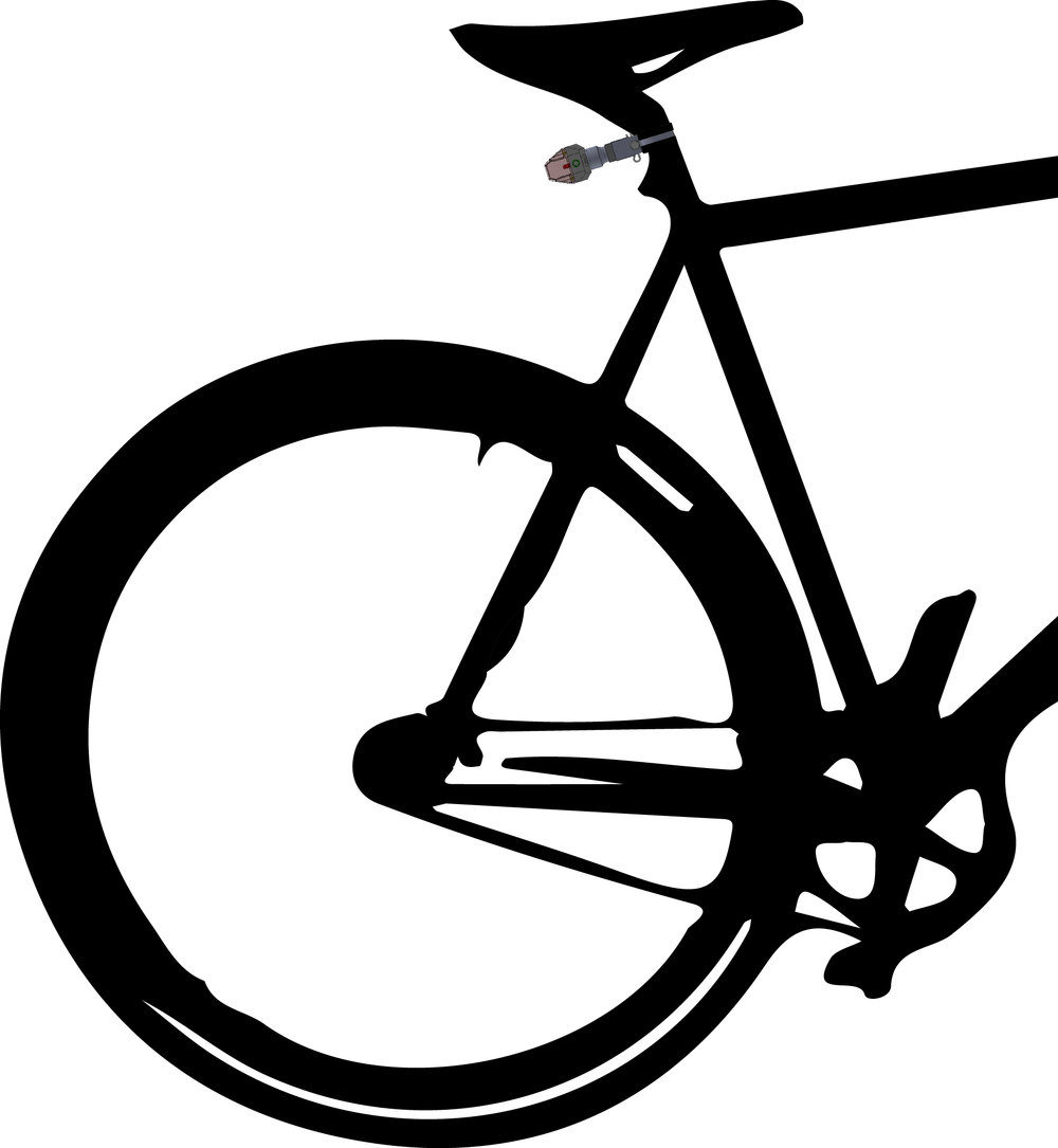 Bike lights clipart png black and white stock Bike Light Clip Art : Ash Cycles png black and white stock