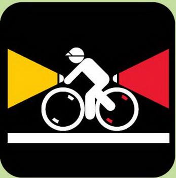 Bike lights clipart banner royalty free stock Cycling   City of Surrey banner royalty free stock