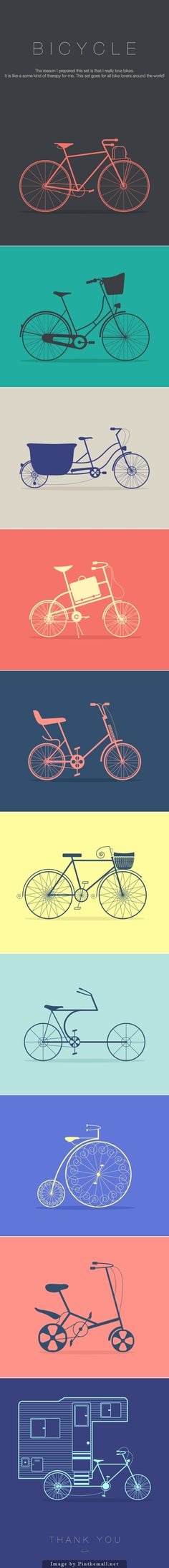 Bike messenger radio call clipart png free library 64 Best bicycle sketches images in 2016 | Bicycle sketch, Bicycle ... png free library