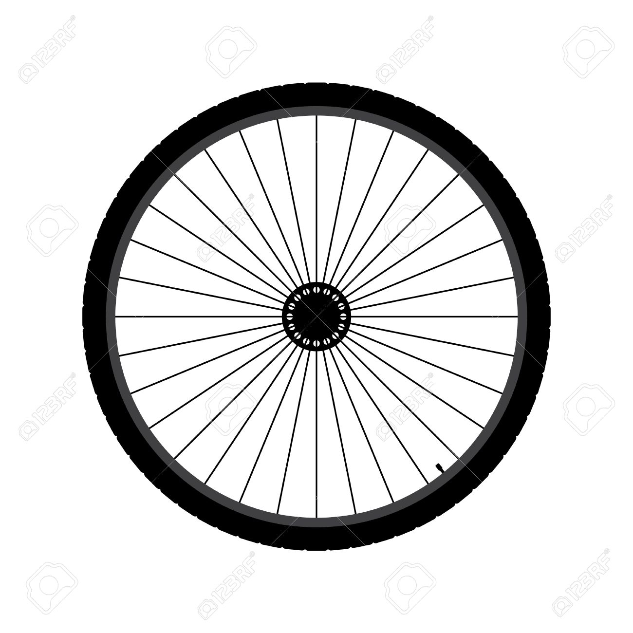 Bike wheels clipart graphic black and white stock Collection of 14 free Wheel clipart bycicle bill clipart dollar sign ... graphic black and white stock