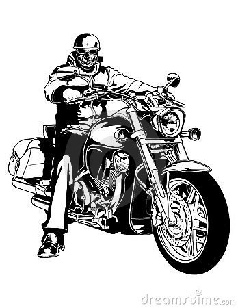 Biker clipart free 2 » Clipart Portal clip art free