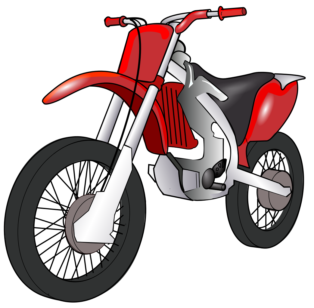 Motor cross clipart vector freeuse stock Dirt Bike Clipart at GetDrawings.com | Free for personal use Dirt ... vector freeuse stock