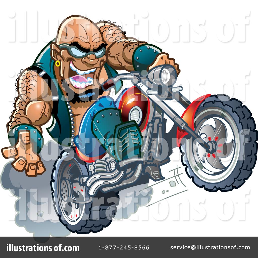 Biker gang clipart picture Biker Clipart #1364729 - Illustration by Clip Art Mascots picture