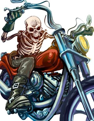 Biker skull clipart svg freeuse stock SKULL BIKER CLIPART - Clip Art Library svg freeuse stock