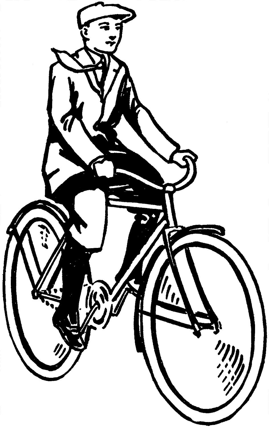 Bikes blessings cliparts picture free stock 15 Bicycle Clip Art Images! - The Graphics Fairy picture free stock