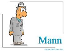 Bild mann clipart clip art free library Menschen Bilder, Cliparts, Cartoons, Grafiken, Illustrationen ... clip art free library