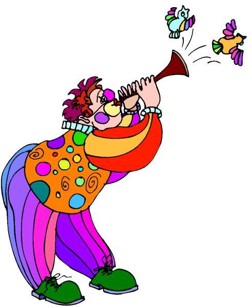 Clown free download clip. Bilder clipart fasching