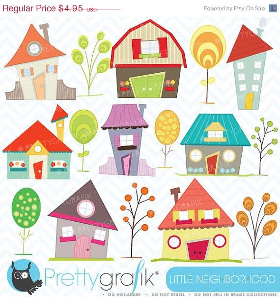Bilder haus clipart png royalty free library 1000+ images about casas on Pinterest | House art, Cute house and ... png royalty free library