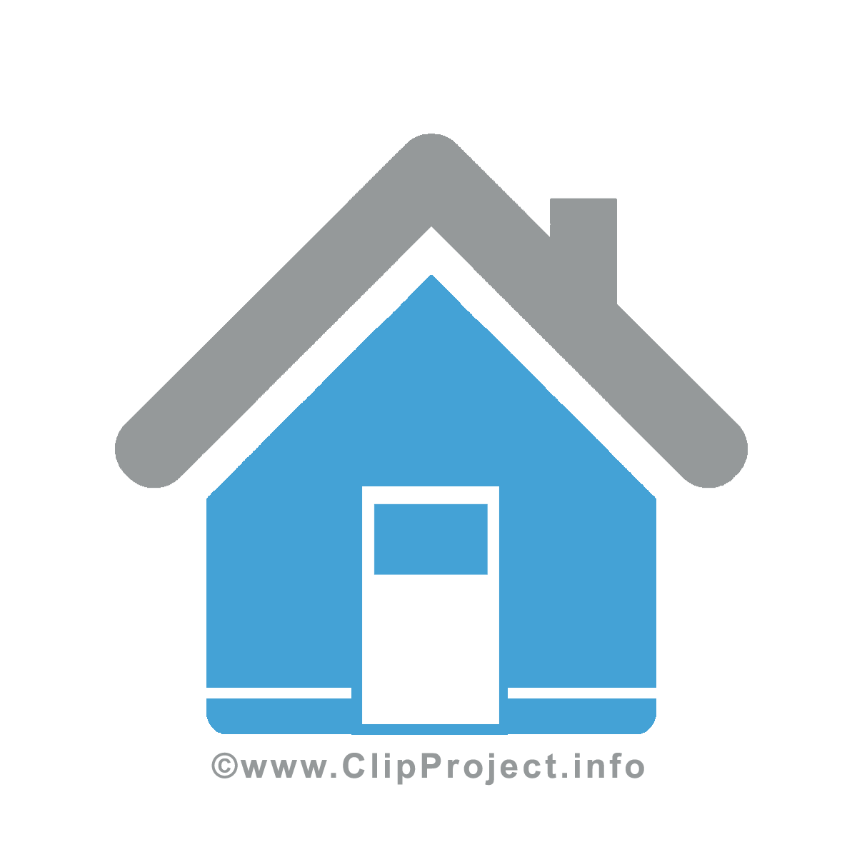 Bilder haus clipart clipart royalty free stock Haus Clipart-Bild kostenlos clipart royalty free stock