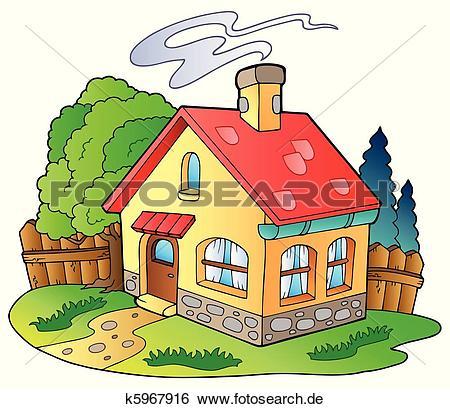 Bilder haus clipart picture freeuse stock Haus Clipart Vektor Grafiken. 188.119 haus EPS Clip Art Vektor und ... picture freeuse stock