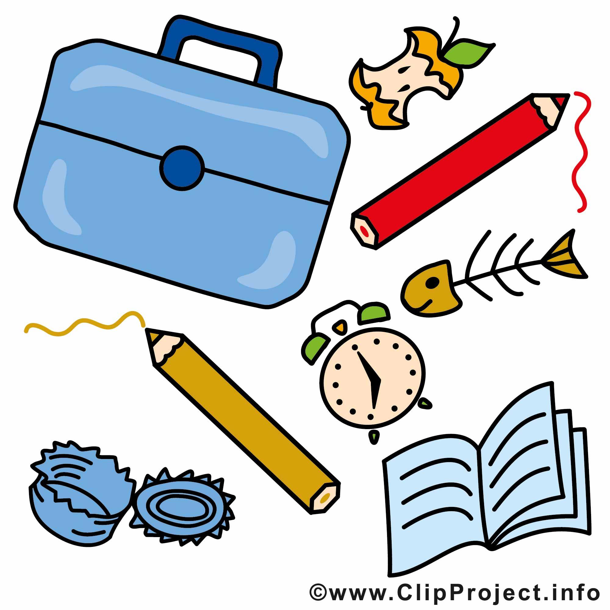Bilder schule clipart. Cliparts gratis clipartfest download