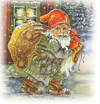 Gratis clipartfox god jul. Bilder till clipart
