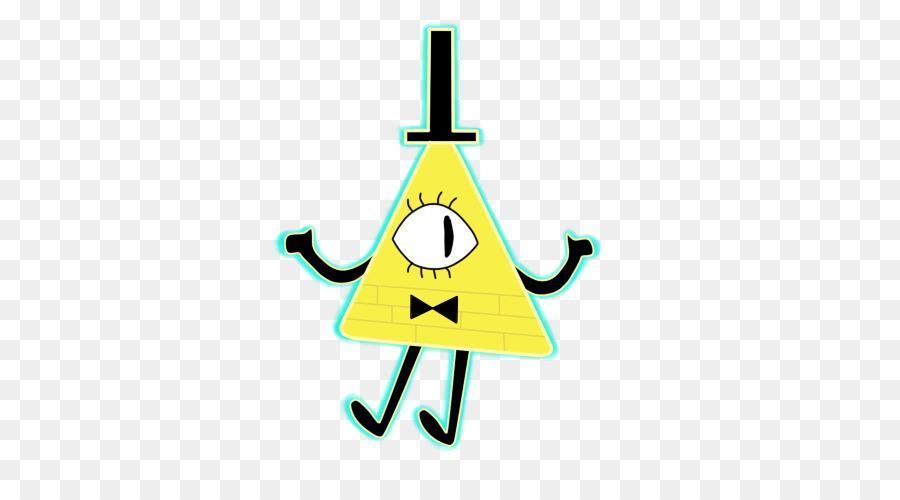 Bill cipher clipart