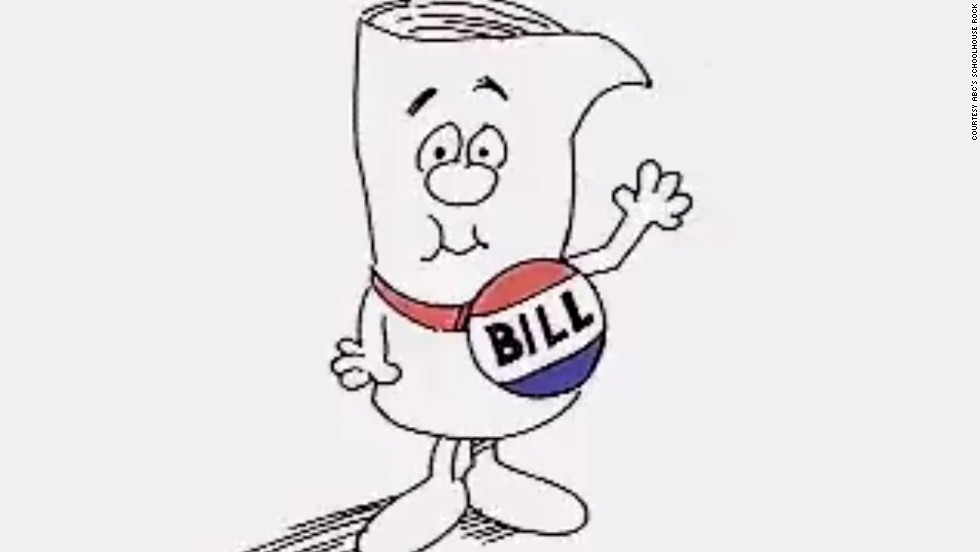 Bill goes from house to senate clipart freeuse download How a Bill Becomes a Law : simplebooklet.com freeuse download