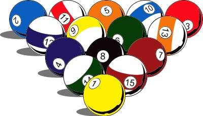 Clipart billards