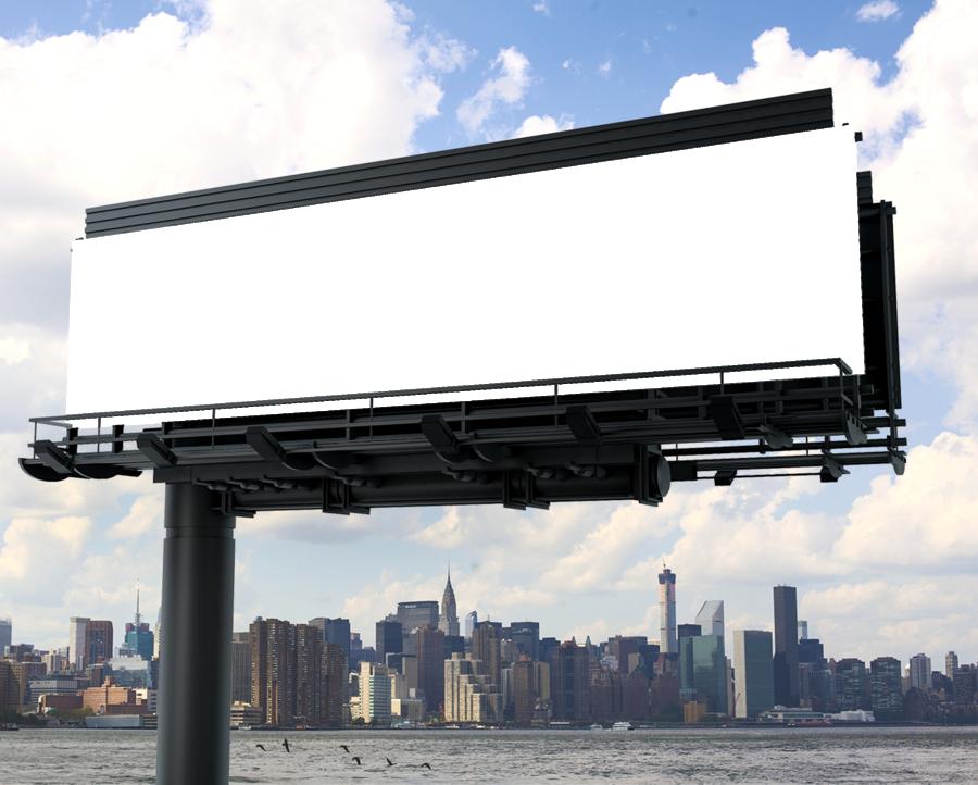 Billboard mockup clipart graphic black and white Poster Background clipart - Mockup, Billboard, Design, transparent ... graphic black and white