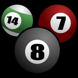 Billiard balls clipart picture free library 85+ Billiards Clipart | ClipartLook picture free library