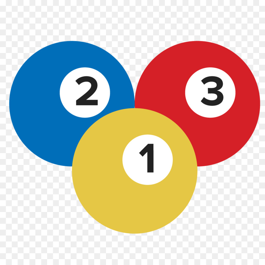 Billiard balls clipart vector transparent stock Billiard Balls Three-ball Billiards Pool Clip art - billiards vector transparent stock