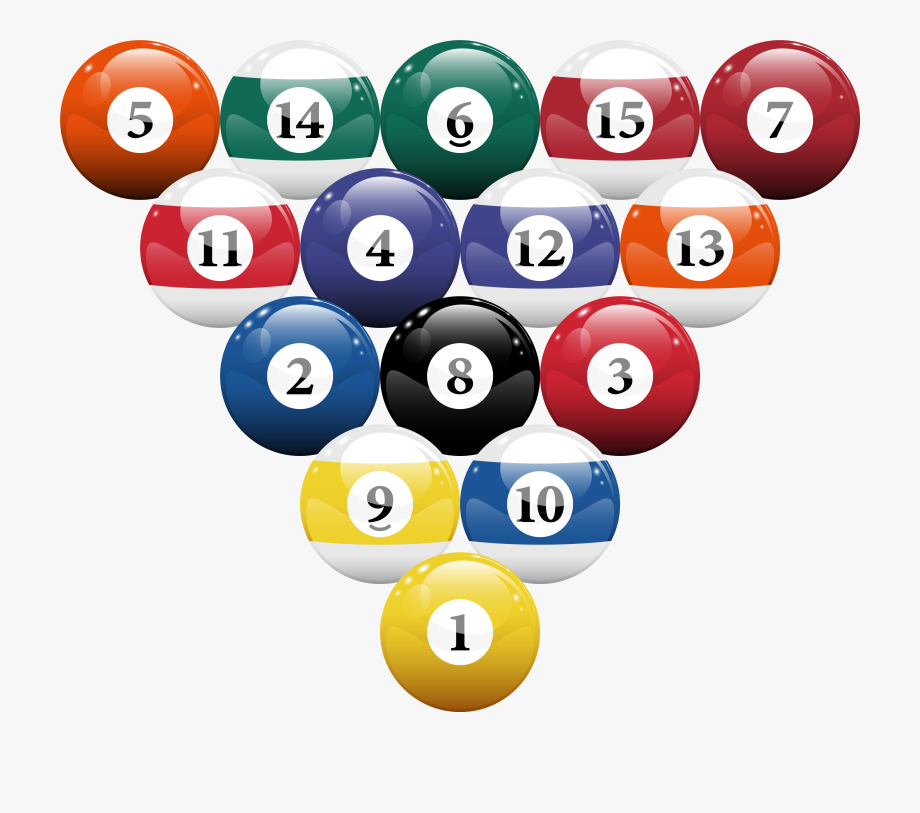 Clipart pool balls svg free download Background V - Pool Balls Clip Art #2799 - Free Cliparts on ClipartWiki svg free download