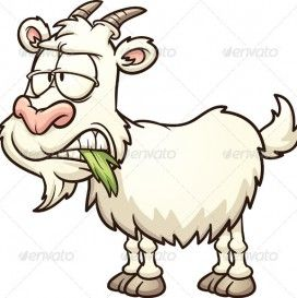 Billy goat clipart eating grass banner library stock eating funny goat cartoon | funny cartoon | Goat cartoon, Cartoon ... banner library stock