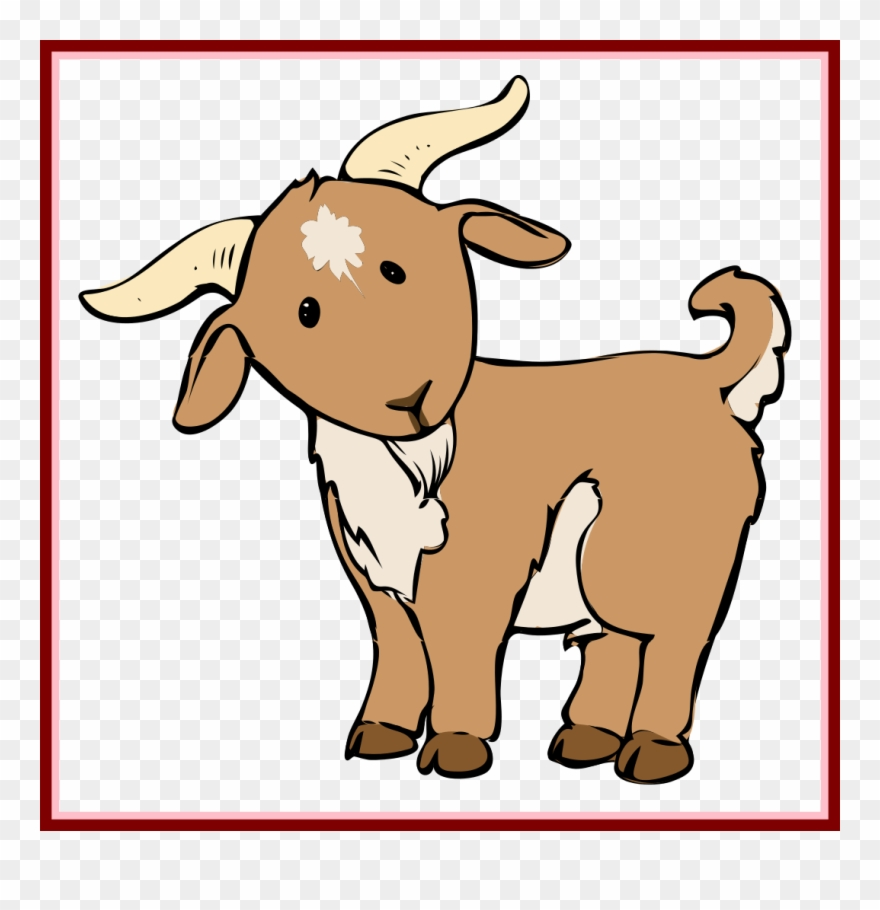 Clipart billy goat jpg free stock Ideas Of Running - Billy Goats Gruff Clipart - Png Download ... jpg free stock