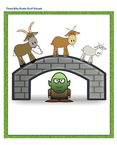 Billy goats gruff clipart images clip art download Focus: Three Billy Goats Gruff clip art download