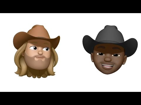 Billy ray cyrus clipart png freeuse library Lil Nas X - Old Town Road (feat. Billy Ray Cyrus) [Animoji Video] png freeuse library