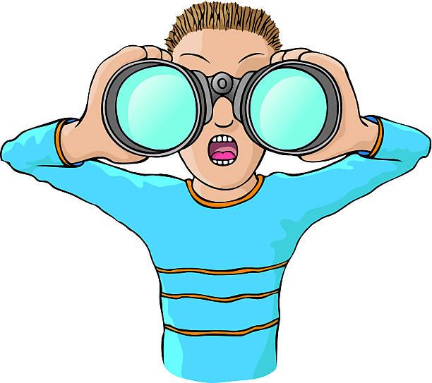 Bincoluars clipart jpg transparent library Looking through binoculars clipart 7 » Clipart Station jpg transparent library