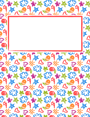 Binder cover clipart picture freeuse stock Free Printable Binder Covers | Page 5 picture freeuse stock