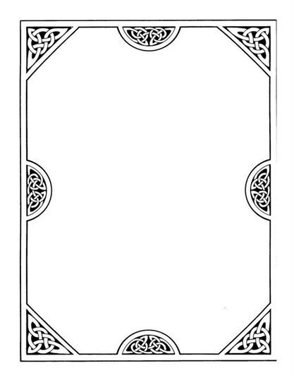 Bing basket weave border clipart jpg royalty free stock 4) My Twisted Path | paganism | Celtic border, Celtic, Celtic symbols jpg royalty free stock