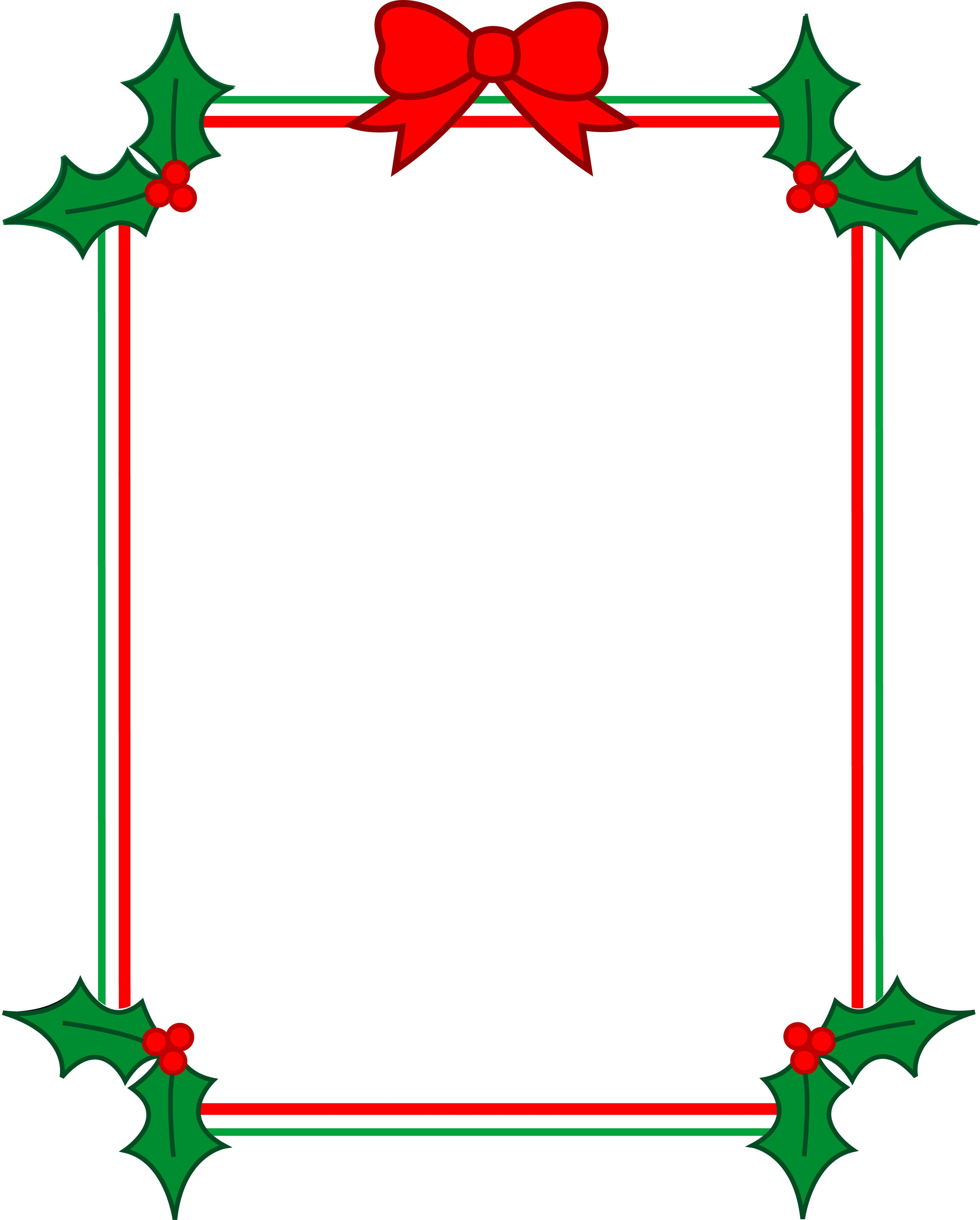 free christmas boarders - Bing Images | Recipes to Cook | Free ... svg transparent library