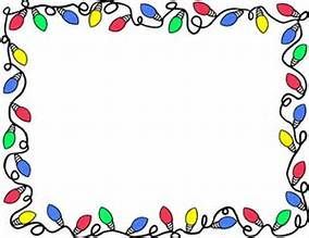 Christmas Borders Clip Art - Bing images | FRAMES...and...BORDERS ... image black and white library