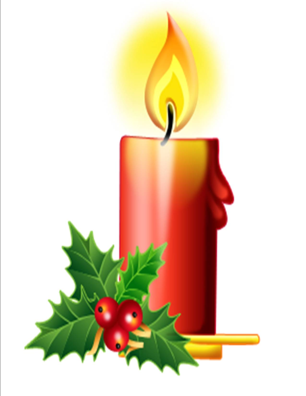 Bing clipart christmas candle clip freeuse library Free Christmas Candle Images, Download Free Clip Art, Free Clip Art ... clip freeuse library