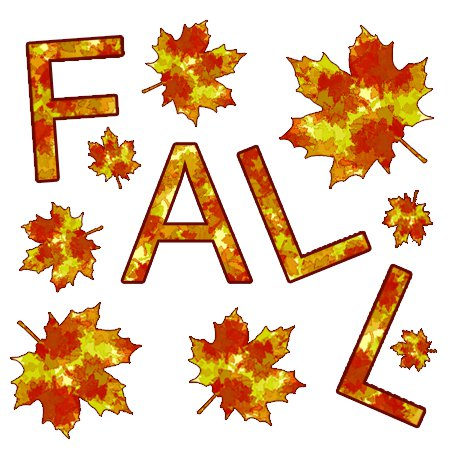 Free fall clipart images. Clip art autumn leaves