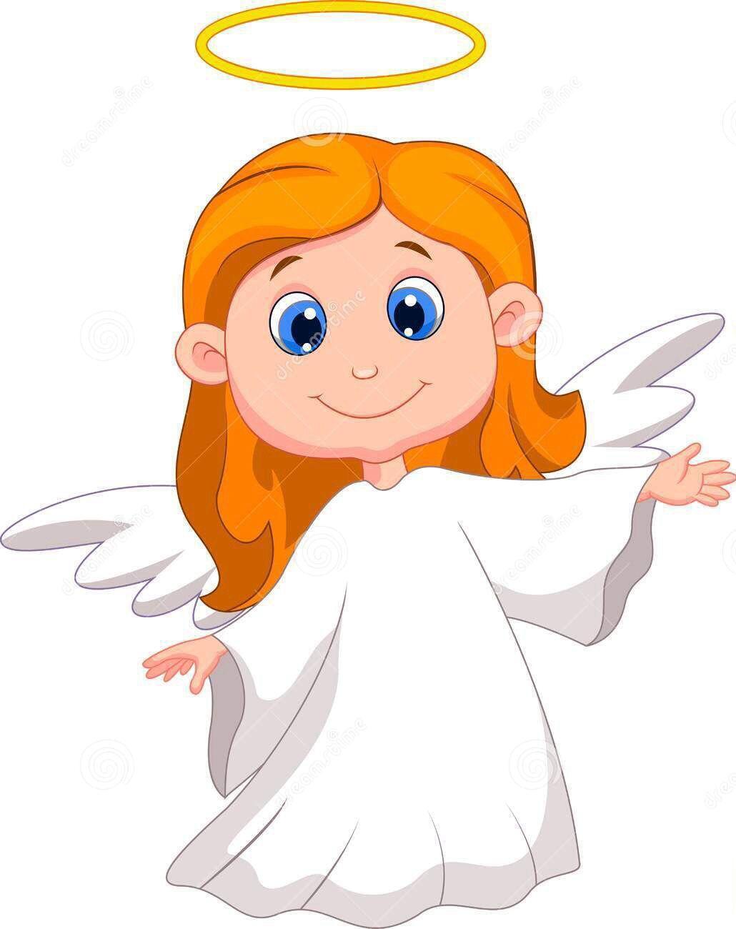 Bing clipart free cartoon angel jpg library Pin by ANA sanchez on Angels | Angel cartoon, Angel, Angel art jpg library