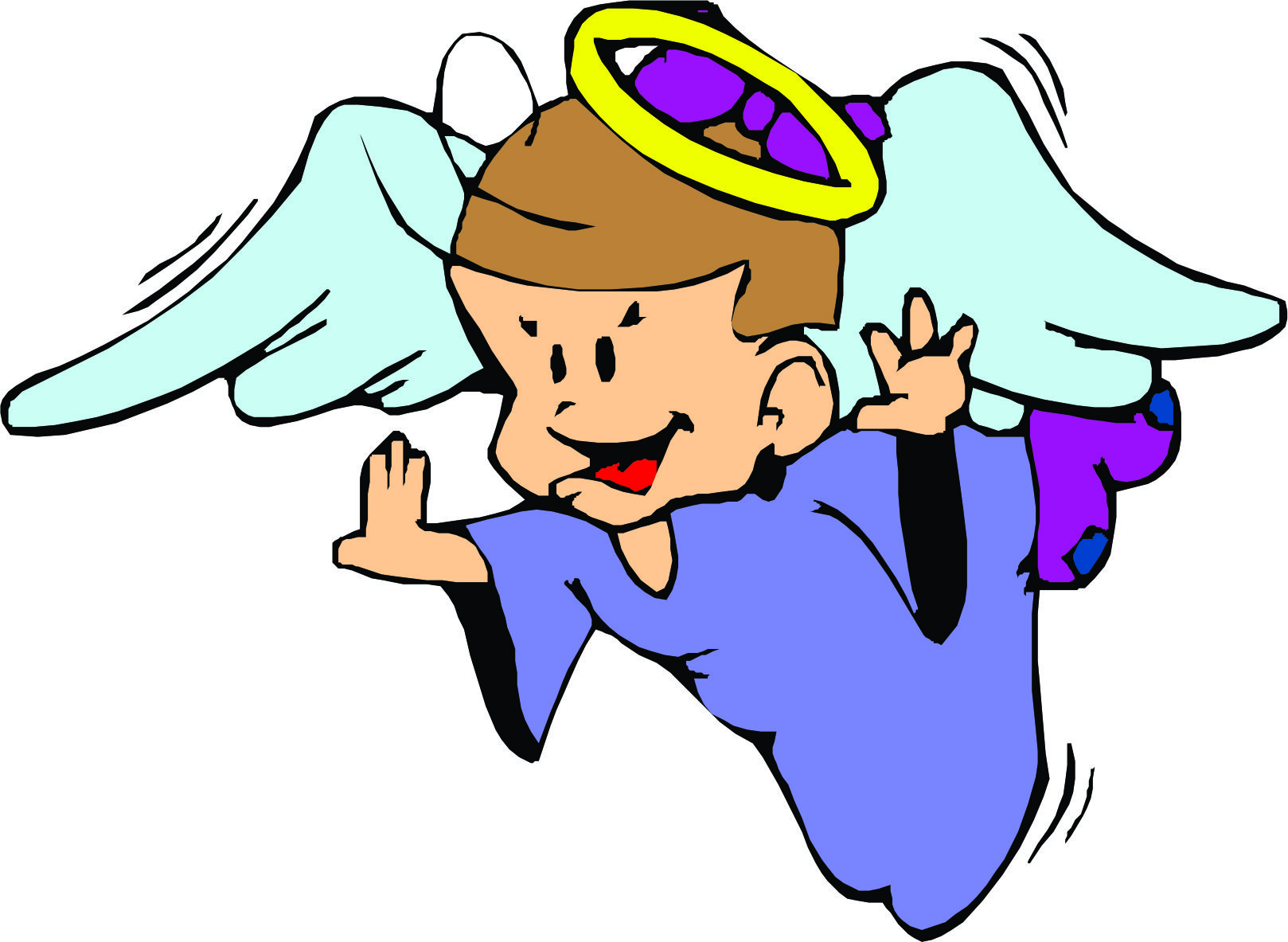 Bing clipart free cartoon angel vector library stock Free Angel Gabriel Cliparts, Download Free Clip Art, Free Clip Art ... vector library stock