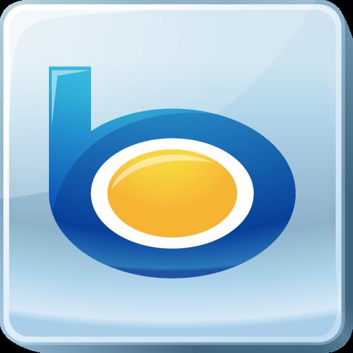 Bing clipart search engine. Logo media social square