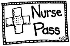 Office clipart nurse teaching healthy banner black and white stock 20 Best School Nurse images in 2013 | Nurse clip art, Clip art ... banner black and white stock