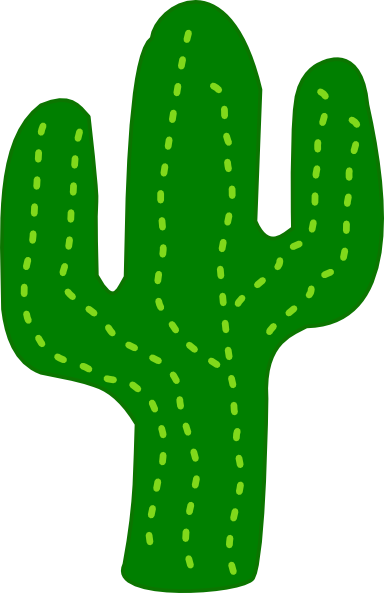 Bing free clipart spine svg black and white stock Cactus Clip Art - Bing Imágenes | Illustration: Cactus | Cactus ... svg black and white stock