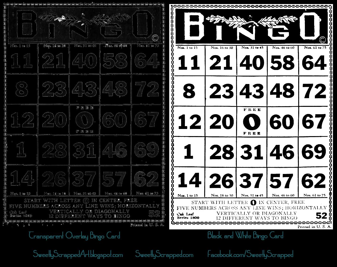 Bingo card clipart free svg transparent download Free Bingo Card Cliparts, Download Free Clip Art, Free Clip Art on ... svg transparent download