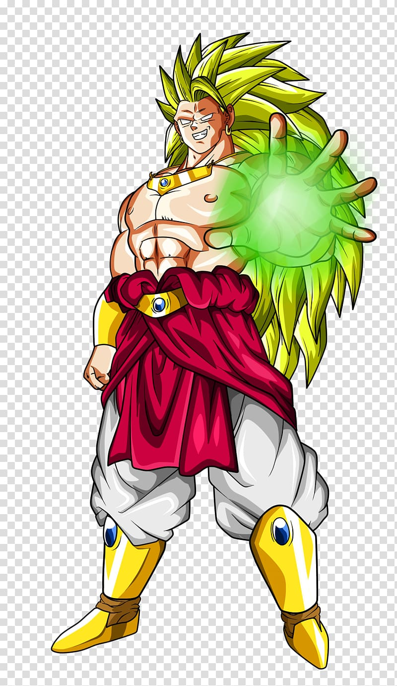 Bio broly clipart