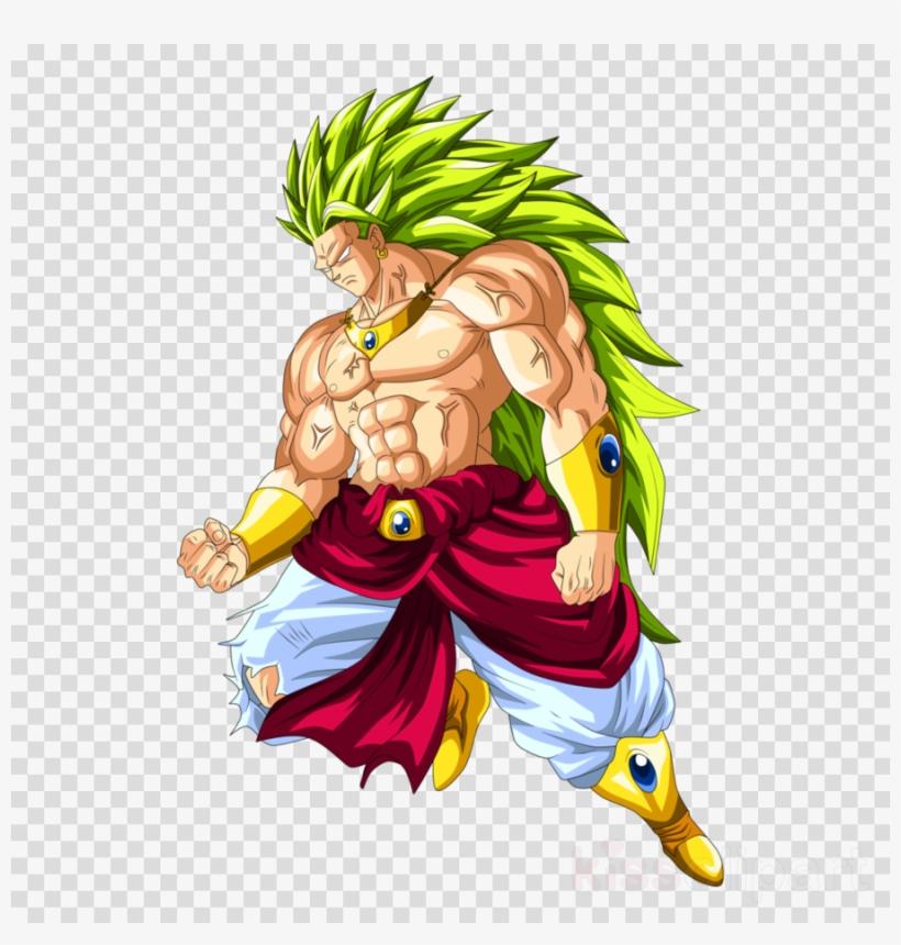 Bio broly clipart jpg royalty free download Dragon Ball Broly Super Saiyan 3 Clipart Bio Broly - Broly Dragon ... jpg royalty free download